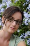 νεολαίες γυαλιών κορι&tau Στοκ εικόνες με δικαίωμα ελεύθερης χρήσης