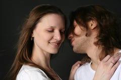 νεολαίες γυναικών ανδρών Στοκ εικόνες με δικαίωμα ελεύθερης χρήσης