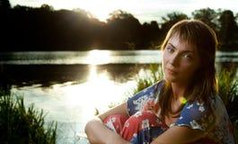 νεολαίες γυναικών ανταν& Στοκ εικόνες με δικαίωμα ελεύθερης χρήσης