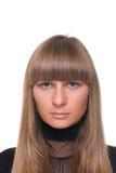 νεολαίες γυναικών επιχ&eps Στοκ φωτογραφία με δικαίωμα ελεύθερης χρήσης