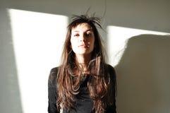 νεολαίες γυναικών μόδας Στοκ φωτογραφίες με δικαίωμα ελεύθερης χρήσης