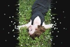 νεολαίες γυναικών ξέφωτ&omega Στοκ Εικόνες