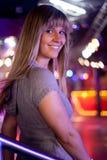 νεολαίες γυναικών ομορ& Στοκ Φωτογραφίες