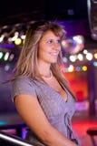νεολαίες γυναικών ομορ& Στοκ εικόνες με δικαίωμα ελεύθερης χρήσης