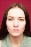 νεολαίες γυναικών πορτρέτου Στοκ φωτογραφία με δικαίωμα ελεύθερης χρήσης