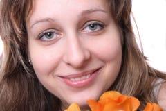 νεολαίες γυναικών προσώ&p Στοκ εικόνες με δικαίωμα ελεύθερης χρήσης