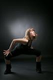 νεολαίες γυναικών χορε Στοκ φωτογραφίες με δικαίωμα ελεύθερης χρήσης