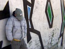νεολαίες δραπέτη Στοκ φωτογραφία με δικαίωμα ελεύθερης χρήσης