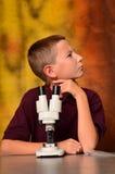 νεολαίες επιστημόνων στοκ φωτογραφία