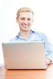 νεολαίες επιχειρηματιών Στοκ εικόνα με δικαίωμα ελεύθερης χρήσης