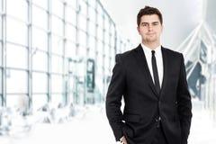 νεολαίες επιχειρηματιών στοκ εικόνα