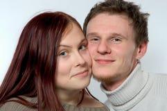 νεολαίες ζευγών Στοκ Φωτογραφίες