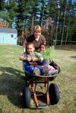 νεολαίες καλλιεργητών Στοκ φωτογραφία με δικαίωμα ελεύθερης χρήσης