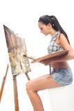 νεολαίες καλλιτεχνών Στοκ Εικόνα