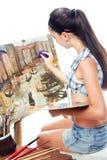 νεολαίες καλλιτεχνών Στοκ εικόνες με δικαίωμα ελεύθερης χρήσης