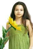 νεολαίες κοριτσιών λο&upsil Στοκ Εικόνες