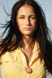 νεολαίες κοριτσιών προ&sigm Στοκ φωτογραφία με δικαίωμα ελεύθερης χρήσης