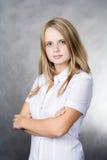 νεολαίες κοριτσιών Στοκ Εικόνες