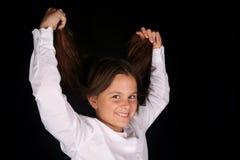 νεολαίες κοριτσιών Στοκ Φωτογραφία