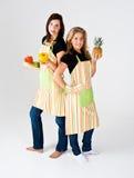 νεολαίες μαγείρων στοκ εικόνα