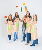 νεολαίες μαγείρων στοκ φωτογραφίες με δικαίωμα ελεύθερης χρήσης