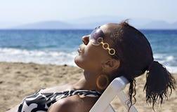 νεολαίες μαύρων γυναικών Στοκ φωτογραφία με δικαίωμα ελεύθερης χρήσης