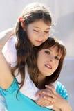 νεολαίες μητέρων στοκ εικόνα