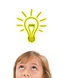 νεολαίες μυαλού στοκ φωτογραφία με δικαίωμα ελεύθερης χρήσης