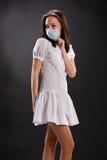 νεολαίες νοσοκόμων Στοκ φωτογραφία με δικαίωμα ελεύθερης χρήσης