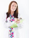 νεολαίες νοσοκόμων Στοκ Φωτογραφίες