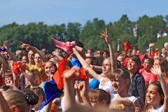 νεολαίες οδών κοριτσιών χορού Στοκ Εικόνες