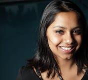 νεολαίες ομορφιάς headshot Στοκ Εικόνα