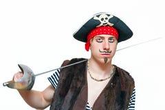 νεολαίες πειρατών Στοκ Φωτογραφία