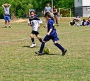 νεολαίες ποδοσφαίρου & Στοκ Εικόνα