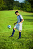 νεολαίες ποδοσφαίρου & Στοκ φωτογραφίες με δικαίωμα ελεύθερης χρήσης