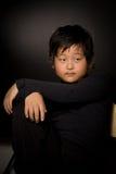 νεολαίες πορτρέτου αγ&omicro Στοκ Φωτογραφίες