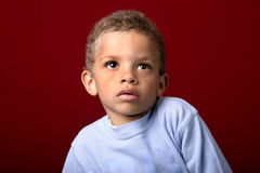 νεολαίες πορτρέτου αγ&omicro στοκ φωτογραφία με δικαίωμα ελεύθερης χρήσης