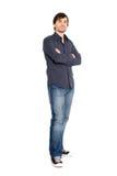 νεολαίες πορτρέτου ατόμων Στοκ Εικόνα