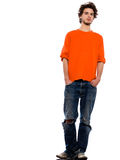 νεολαίες πορτρέτου ατόμων Στοκ εικόνα με δικαίωμα ελεύθερης χρήσης