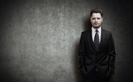 νεολαίες πορτρέτου επιχειρηματιών Στοκ φωτογραφίες με δικαίωμα ελεύθερης χρήσης