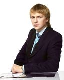 νεολαίες πορτρέτου επι&c στοκ εικόνες με δικαίωμα ελεύθερης χρήσης