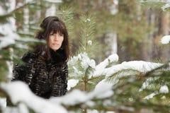 νεολαίες πορτρέτου κοριτσιών Στοκ φωτογραφία με δικαίωμα ελεύθερης χρήσης