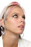 νεολαίες πορτρέτου κοριτσιών Στοκ εικόνες με δικαίωμα ελεύθερης χρήσης