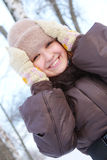 νεολαίες πορτρέτου κορ Στοκ φωτογραφίες με δικαίωμα ελεύθερης χρήσης
