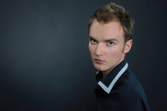 νεολαίες πορτρέτου τύπων Στοκ Εικόνα