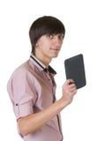 νεολαίες σημειωματάριων επιχειρησιακών ατόμων στοκ εικόνες με δικαίωμα ελεύθερης χρήσης