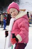 νεολαίες σκιέρ Στοκ εικόνες με δικαίωμα ελεύθερης χρήσης