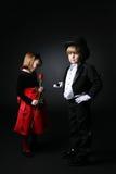 νεολαίες σμόκιν πρώτου π&lambd Στοκ φωτογραφίες με δικαίωμα ελεύθερης χρήσης