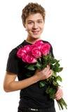 νεολαίες τριαντάφυλλων στοκ εικόνες