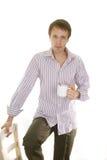 νεολαίες τσαγιού ατόμων &p στοκ φωτογραφία με δικαίωμα ελεύθερης χρήσης
